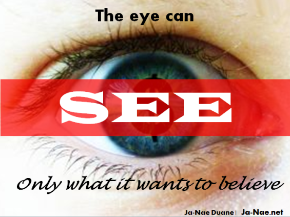 Seeing Is Power